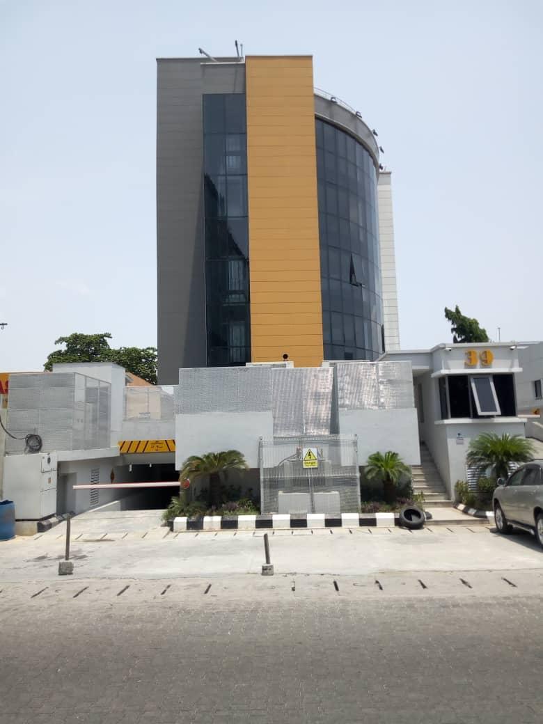 ADEOLA ODEKU OFFICE SPACE VICTORIA ISLAND LAGOS