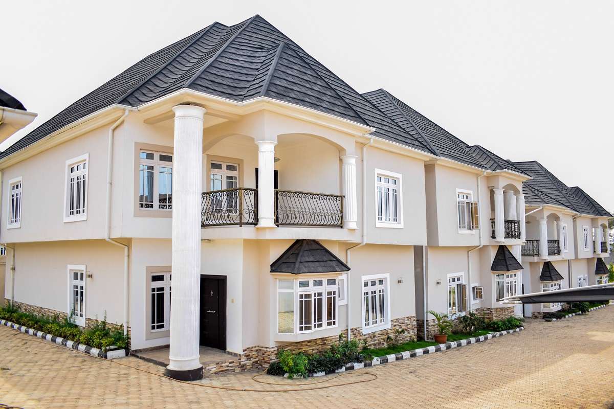 4 UNITS OF 4 BEDROOM TERRACES WITH BQ